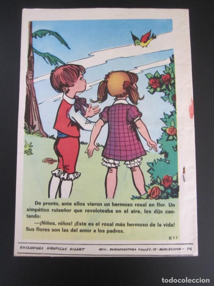 Tebeos: GOLONDRINA (1968, RICART) -EXTRA CUENTOS- 272 · 19-II-1974 · LA HIJA DEL MAGO - Foto 2 - 199991513