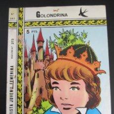 Tebeos: GOLONDRINA (1968, RICART) -EXTRA CUENTOS- 263 · 1968 · GOLONDRINA. Lote 199991531