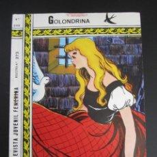 Tebeos: GOLONDRINA (1968, RICART) -EXTRA CUENTOS- 249 · 1968 · GOLONDRINA. Lote 199991562