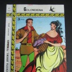Tebeos: GOLONDRINA (1968, RICART) -EXTRA CUENTOS- 237 · 1972 · GOLONDRINA EXTRA CUENTOS. Lote 199991616