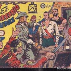 Tebeos: EL CORSARIO AUDAZ Nº 1. 2 PTA.. Lote 200818340