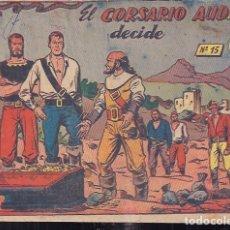 Livros de Banda Desenhada: EL CORSARIO AUDAZ Nº 15. 2 PTA.. Lote 201110070