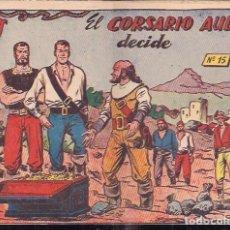 Livros de Banda Desenhada: EL CORSARIO AUDAZ Nº 15. 2 PTA.. Lote 201110123