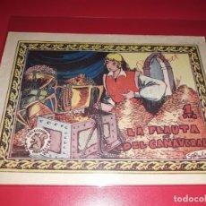 Livros de Banda Desenhada: COLECCION ARDILLITA Nº ?. 1ª EPOCA 1953 RICART. Lote 202476080