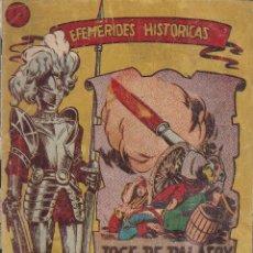Tebeos: EFEMERIDES HISTORICAS Nº 13. JOSE DE PALAFOX Y MELCI. Lote 204277336