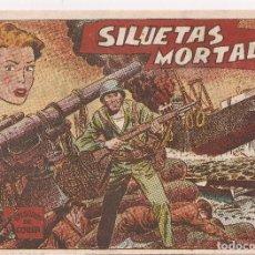 Tebeos: EPISODIOS DE COREA Nº 48 SILUETAS MORTALES. Lote 204659728