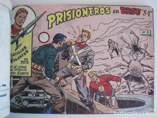 Tebeos: PLATILLOS VOLANTES. COLECCIÓN COMPLETA, 18 NÚMEROS, 2 PTAS. 1963. EXCLUSIVAS GRÁFICAS RICART. - Foto 11 - 204814788