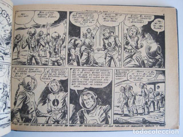 Tebeos: PLATILLOS VOLANTES. COLECCIÓN COMPLETA, 18 NÚMEROS, 2 PTAS. 1963. EXCLUSIVAS GRÁFICAS RICART. - Foto 12 - 204814788