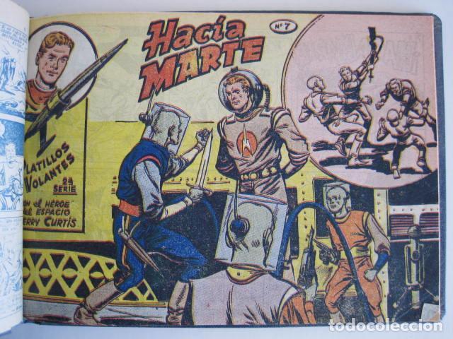 Tebeos: PLATILLOS VOLANTES. COLECCIÓN COMPLETA, 18 NÚMEROS, 2 PTAS. 1963. EXCLUSIVAS GRÁFICAS RICART. - Foto 21 - 204814788
