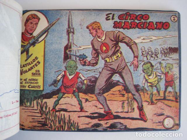Tebeos: PLATILLOS VOLANTES. COLECCIÓN COMPLETA, 18 NÚMEROS, 2 PTAS. 1963. EXCLUSIVAS GRÁFICAS RICART. - Foto 23 - 204814788