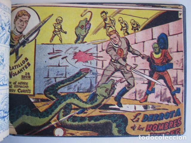 Tebeos: PLATILLOS VOLANTES. COLECCIÓN COMPLETA, 18 NÚMEROS, 2 PTAS. 1963. EXCLUSIVAS GRÁFICAS RICART. - Foto 24 - 204814788