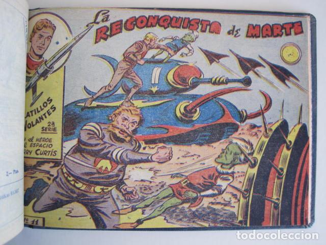 Tebeos: PLATILLOS VOLANTES. COLECCIÓN COMPLETA, 18 NÚMEROS, 2 PTAS. 1963. EXCLUSIVAS GRÁFICAS RICART. - Foto 26 - 204814788