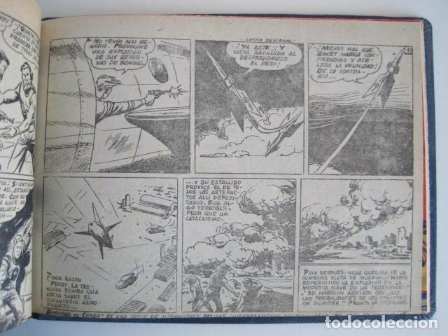 Tebeos: PLATILLOS VOLANTES. COLECCIÓN COMPLETA, 18 NÚMEROS, 2 PTAS. 1963. EXCLUSIVAS GRÁFICAS RICART. - Foto 30 - 204814788