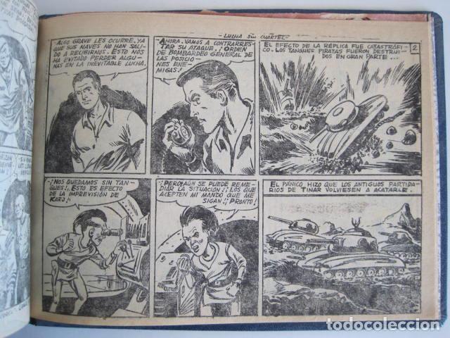 Tebeos: PLATILLOS VOLANTES. COLECCIÓN COMPLETA, 18 NÚMEROS, 2 PTAS. 1963. EXCLUSIVAS GRÁFICAS RICART. - Foto 35 - 204814788