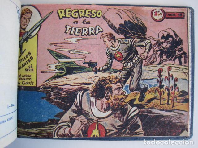 Tebeos: PLATILLOS VOLANTES. COLECCIÓN COMPLETA, 18 NÚMEROS, 2 PTAS. 1963. EXCLUSIVAS GRÁFICAS RICART. - Foto 36 - 204814788