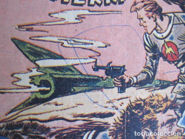 Tebeos: PLATILLOS VOLANTES. COLECCIÓN COMPLETA, 18 NÚMEROS, 2 PTAS. 1963. EXCLUSIVAS GRÁFICAS RICART. - Foto 37 - 204814788
