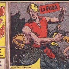 Tebeos: FLECHA Y ARTURO Nº 2:LA FUGA. Lote 206452070