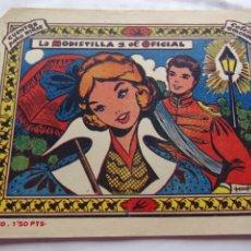 Tebeos: COLECCIÓN GOLONDRINA -LA MODISTILLA Y EL OFICIAL- ANO 1959. Lote 206501218
