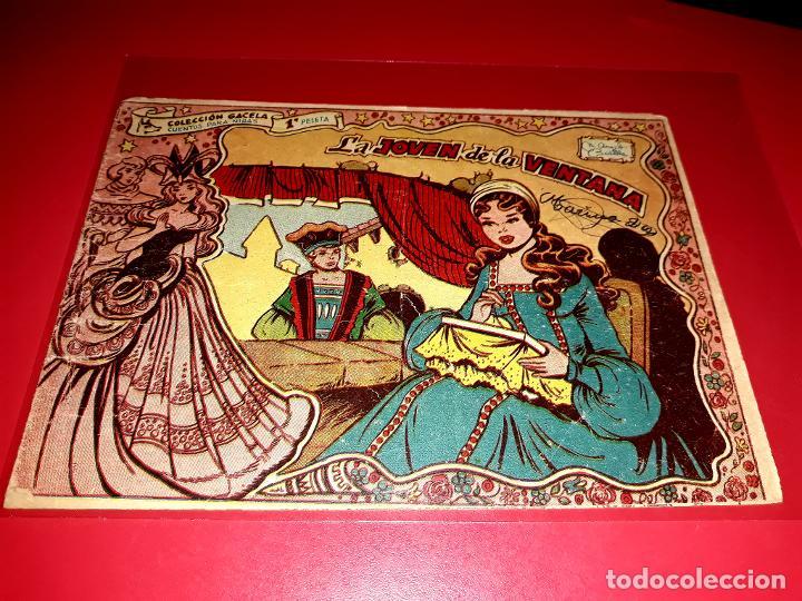 COLECCIÓN GACELA Nº 78 AÑO 1956 RICART (Tebeos y Comics - Ricart - Gacela)