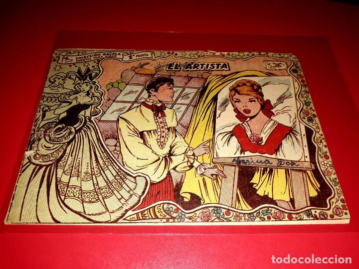 COLECCIÓN GACELA Nº 85 AÑO 1956 RICART (Tebeos y Comics - Ricart - Gacela)