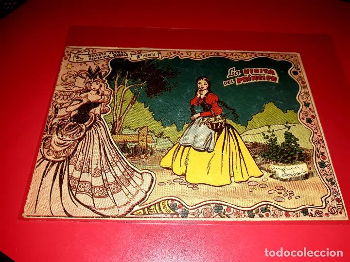 COLECCIÓN GACELA Nº 153 AÑO 1956 RICART (Tebeos y Comics - Ricart - Gacela)
