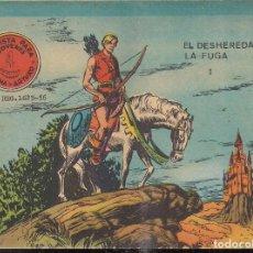 Tebeos: FLECHA Y ARTURO Nº 1: EL DESHEREDADO/LA FUGA. 4 PTS.. Lote 208130150