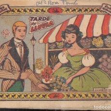 Tebeos: GOLONDRINA 1ª Nº 151: TARDE DE LLUVIA. Lote 208234036