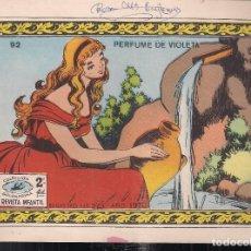 Tebeos: GOLONDRINA 2ª Nº 92: PERFUME DE VIOLETA. Lote 208234785