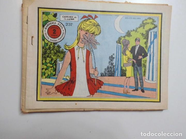COLECCION GARDENIA AZUL Nº 237 RICART (Tebeos y Comics - Ricart - Otros)