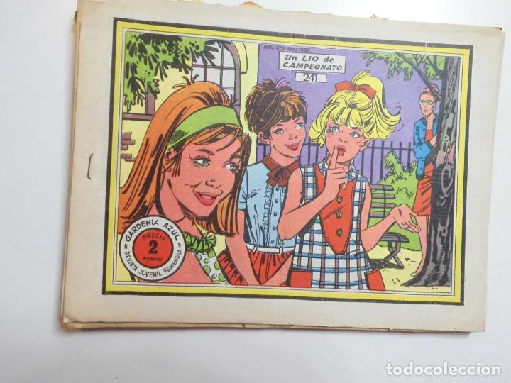 GARDENIA AZUL Nº 241 RICART (Tebeos y Comics - Ricart - Otros)