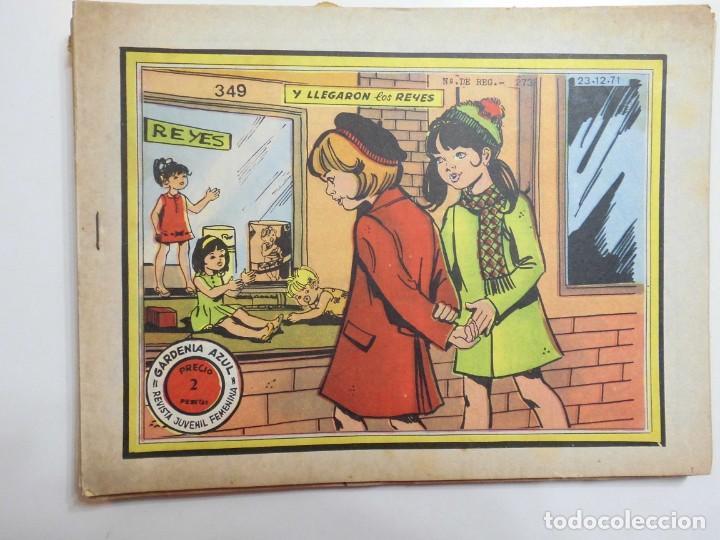 GARDENIA AZUL Nº 349 RICART (Tebeos y Comics - Ricart - Otros)