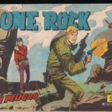 Tebeos: LONE ROCK Nº 21: EN PELIGRO. COLECCION IVARS. Lote 210445556