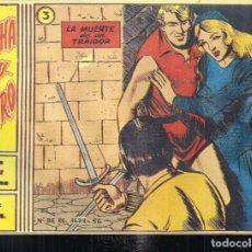 Tebeos: FLECHA Y ARTURO Nº 3: LA MUERTE DE UN TRAIDOR. Lote 211890461