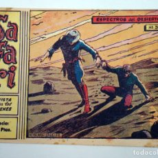 Giornalini: SAFARI REVISTA PARA LOS JÓVENES 3. ESPECTROS DEL DESIERTO (NO ACREDITADO) RICART, 1963. Lote 212162366