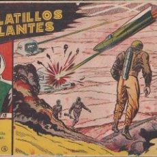 Tebeos: PLATILLOS VOLANTES 1ª SERIE Nº 4: LA GRAN BATALLA. Lote 212667641