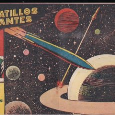 Tebeos: PLATILLOS VOLANTES 1ª SERIE Nº 7: NUEVE MUNDOS. Lote 212667751