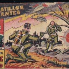 Tebeos: PLATILLOS VOLANTES 1ª SERIE Nº 8: DESTRUCCION DE MARTE. Lote 212668425