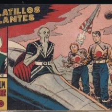 Tebeos: PLATILLOS VOLANTES 1ª SERIE Nº 10: ULTIMATUM A MARTE. Lote 212668885