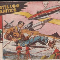 Tebeos: PLATILLOS VOLANTES 1ª SERIE Nº 13: PRISION DEL ESPACIO. Lote 212690687