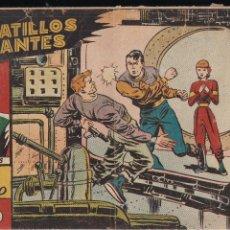 Tebeos: PLATILLOS VOLANTES 1ª SERIE Nº 15: PAZ EN EL UNIVERSO. Lote 212690832