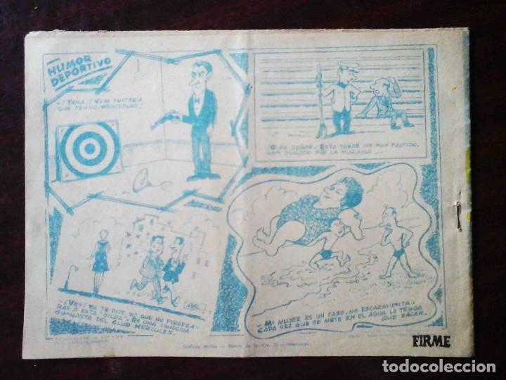 Tebeos: Aventuras deportivas Nº 5 original - El jockey desaparecido - 2 Ptas. - Foto 4 - 215674431
