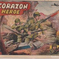 Tebeos: EPISODIOS DE COREA Nº 65 CORAZON DE HEROE. Lote 204778403
