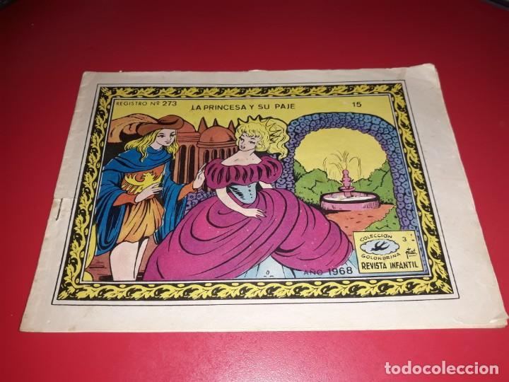 COLECCIÓN GOLONDRINA Nº 15 RICART (Tebeos y Comics - Ricart - Golondrina)