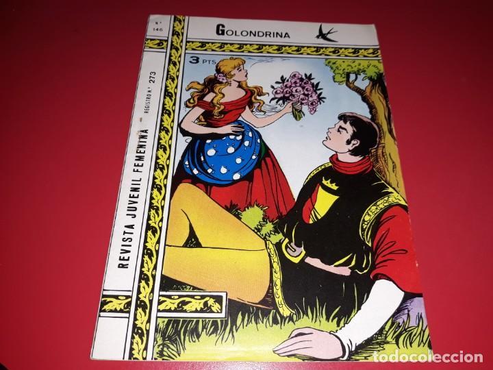 COLECCIÓN GOLONDRINA Nº 146 RICART (Tebeos y Comics - Ricart - Golondrina)