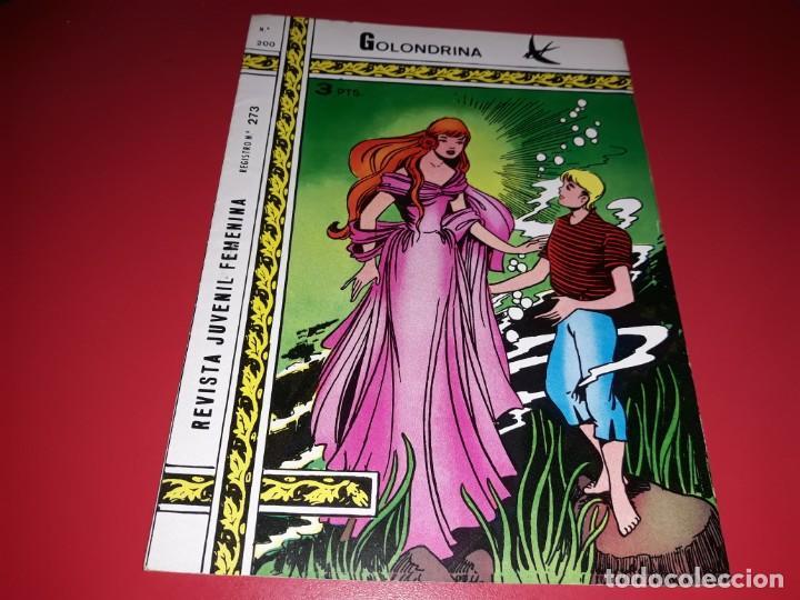 COLECCIÓN GOLONDRINA Nº 200 RICART (Tebeos y Comics - Ricart - Golondrina)