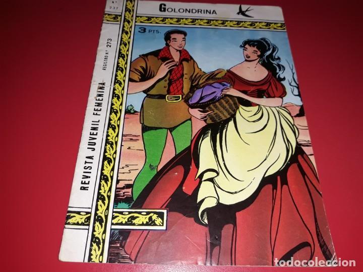 COLECCIÓN GOLONDRINA Nº 237 RICART (Tebeos y Comics - Ricart - Golondrina)