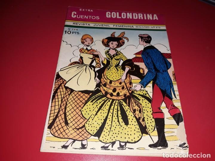 COLECCIÓN EXTRA GOLONDRINA Nº 266 , RICART (Tebeos y Comics - Ricart - Golondrina)