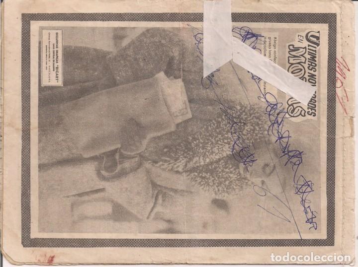 Tebeos: MODELO 1960 Nº 31: MOTIVO PARA AMAR. CONTIENE BUSCANDO SU PASADO PAG. 29/30 - Foto 2 - 212852270