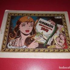 Tebeos: COLECCIÓN ARDILLITA ALMANAQUE 1958 RICART. Lote 217560631