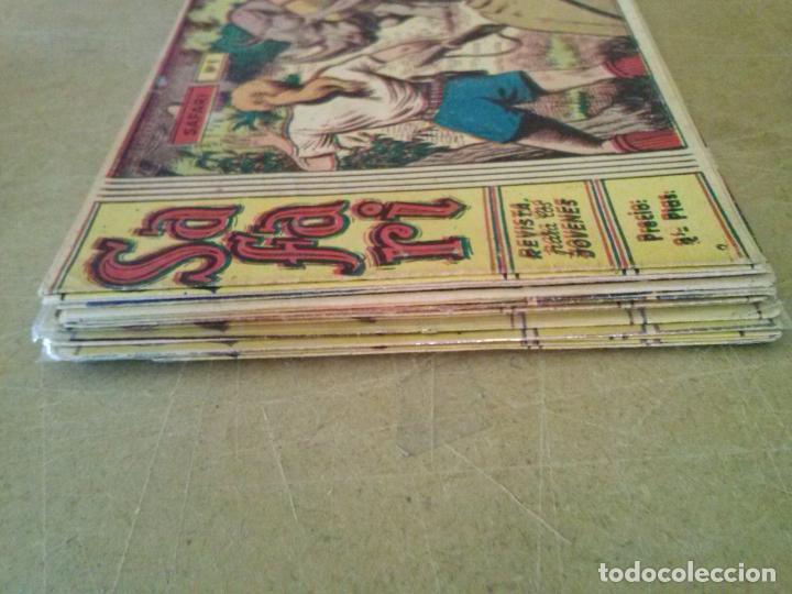 Tebeos: safari ,ricart ,completa y suelta ,original , nueva - Foto 3 - 217611918